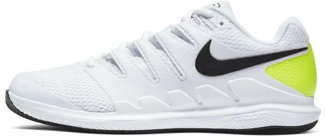 Nike Męskie buty do tenisa na twarde korty NikeCourt Air Zoom Vapor X Biel AA8030-107