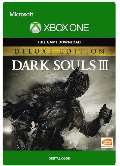 Dark Souls III Edycja Deluxe (GRA XBOX ONE) wersja cyfrowa