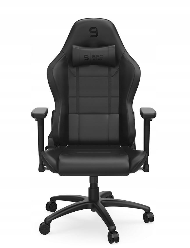 SPC GEAR Fotel gamingowy SR400 Bk SPG100