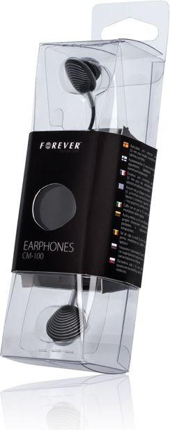 Forever CM-100 czarne