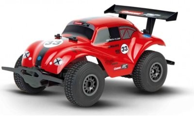 Carrera RC Off Road VW Beetle, red 1'18