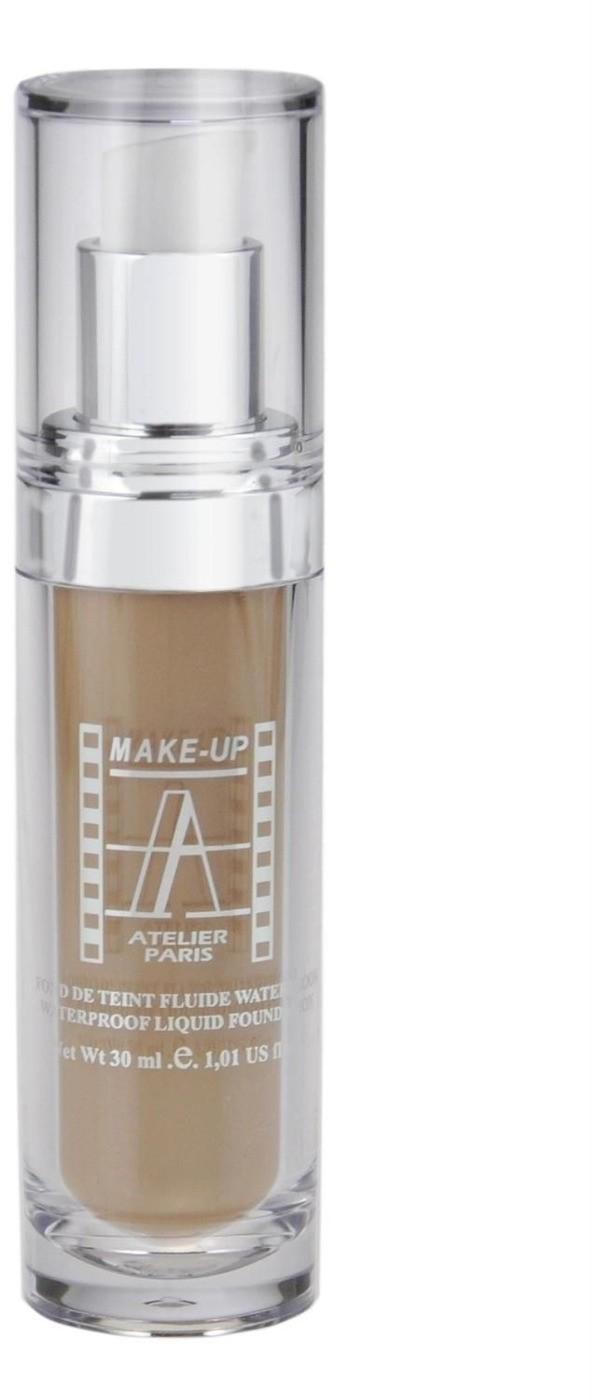 MAKE-UP Atelier Paris FLUID WODOODPORNY 30ML FLW3B NATURAL BEIGE