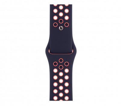 Apple Pasek Sportowy Nike do Watch niebieski/mango