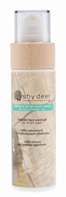 Shy Deer SHY DEER Delikatny żel do mycia twarzy 100ml