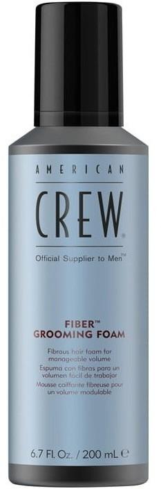 American Crew FIBER GROOMING FOAM PIANKA DO WŁOSÓW 200 ML AME000025
