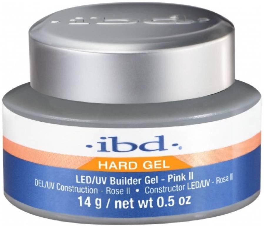 IBD Hard Gel Led/Uv Builder Pink Ii 14g