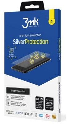 3MK Folia ochronna Silver Protection do Huawei P20