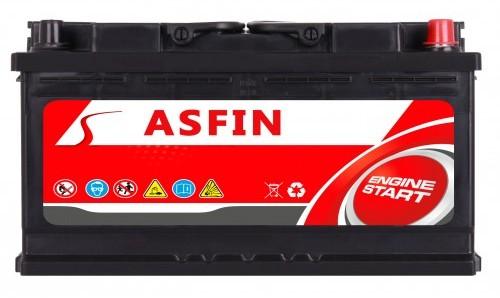 ASFIN 12V 100Ah 800A (EN) P+ AS12100