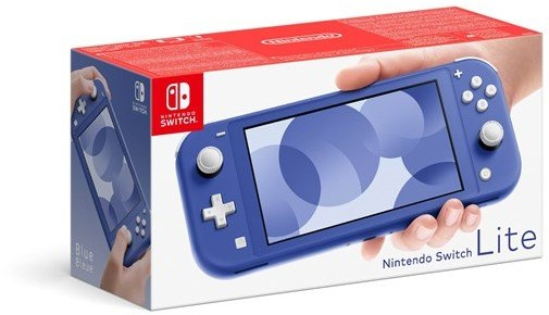 Nintendo Switch Lite Niebieski
