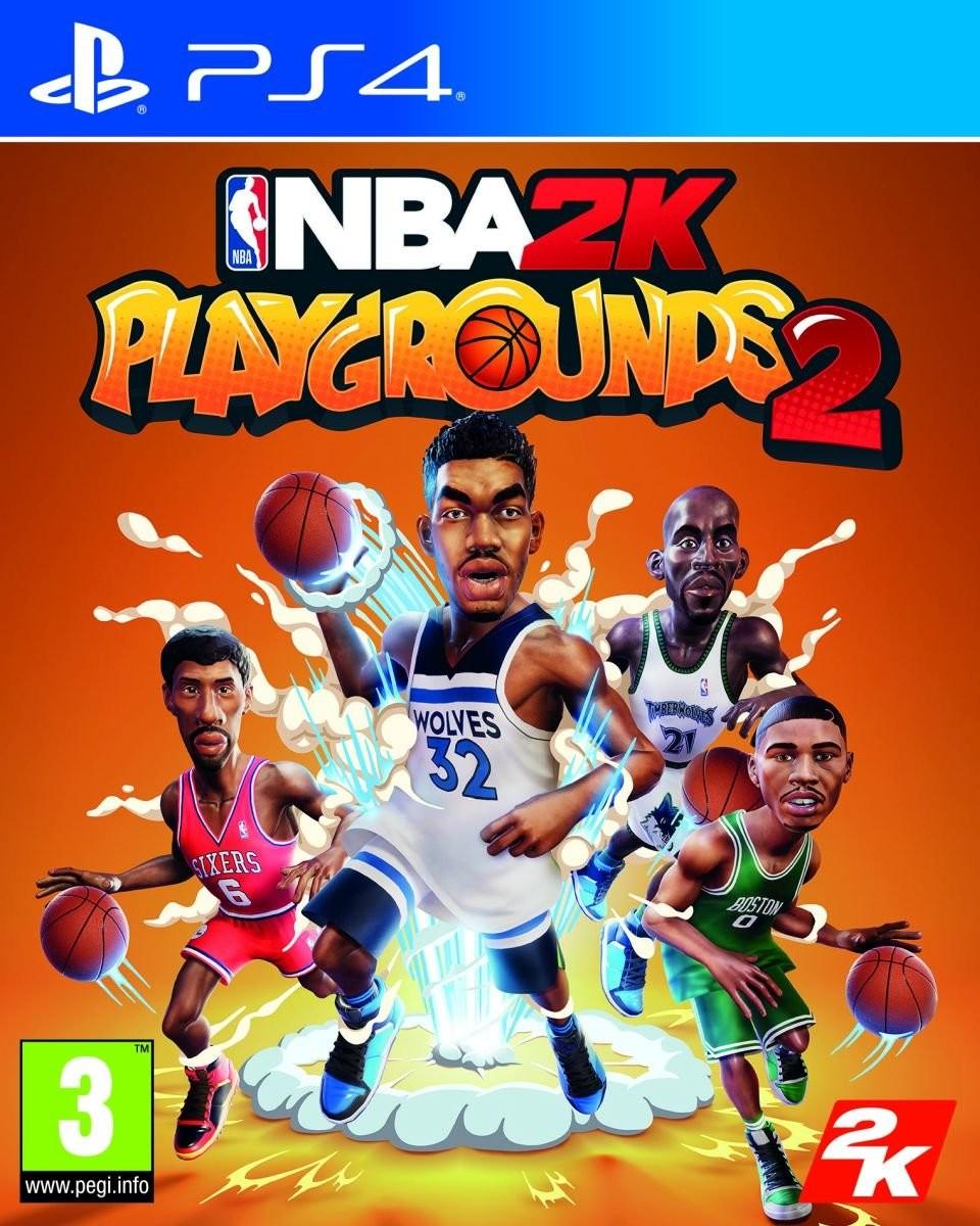 NBA Playgrounds 2 (GRA PS4)