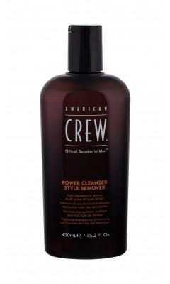 American Crew Classic Power Cleanser Style Remover szampon do włosów 450 ml dla mężczyzn