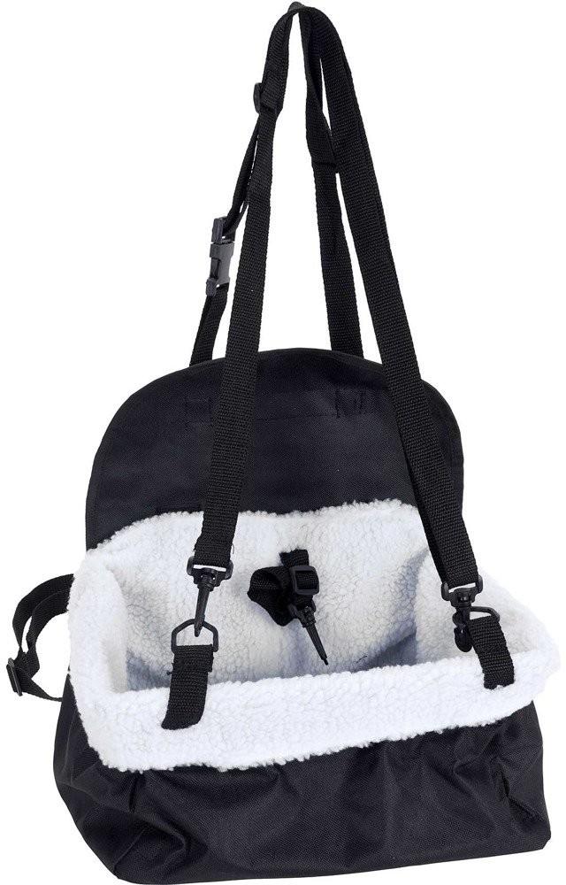 Pets Collection Transporter dla psa mocowany do fotela samochodowego bezpieczna i wygodna torba do przewożenia psa B07NV13Z5H
