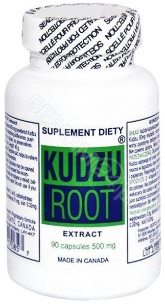 BIOPLUS Kudzu root 500 mg x 90 kaps