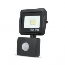 Forever Light Naświetlacz LED PROXIM 10W biały dzienny z czujnikiem ruchu 45692