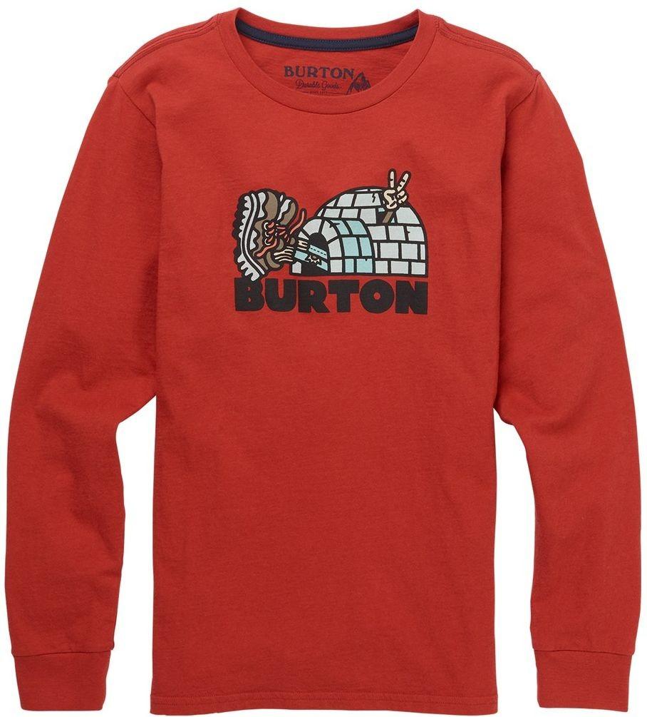 Burton t-shirt BOYS CUPAJO LS Tandori