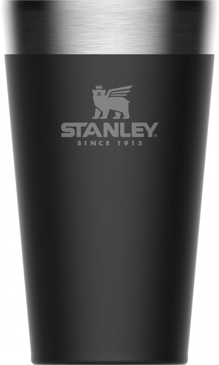 Stanley Kubek do piwa termiczny ADVENTURE czarny 0.47L Stanley 10-02282-058