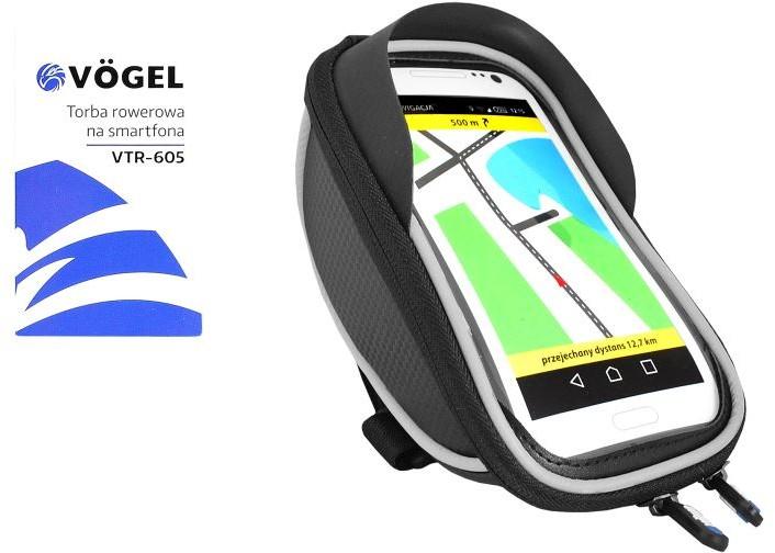 VOGEL VOGEL Torba rowerowa VOGEL na smartfona VTR-605 VTR-605 VTR-605