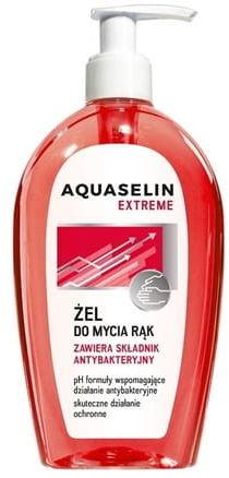 Aquaselin Aquaselin Extreme antybakteryjny żel myjący, 300 ml 2790