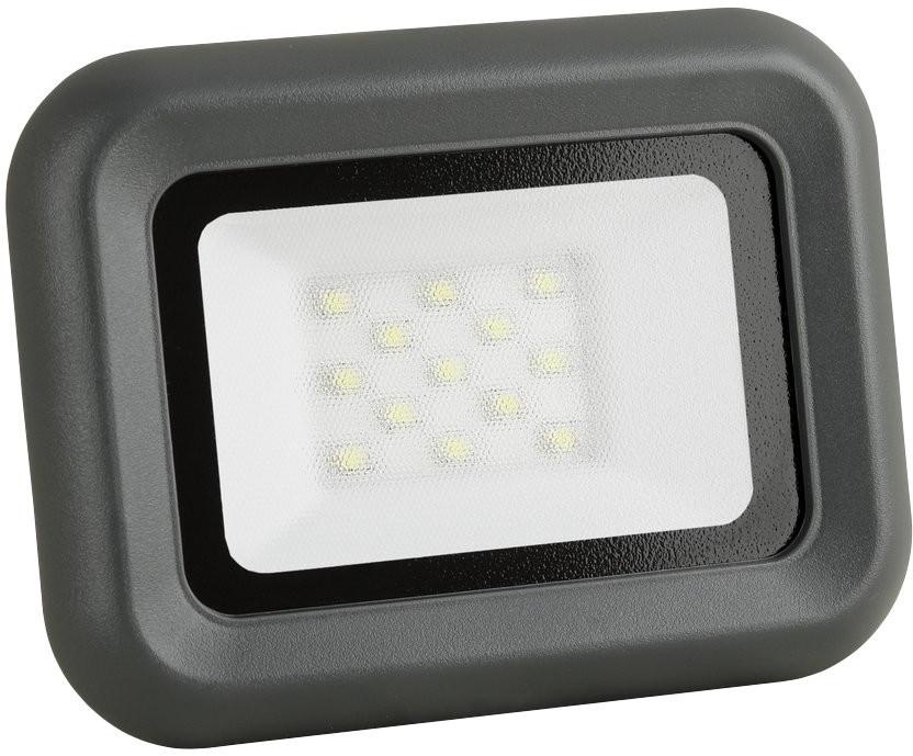 Anlux Naświetlacz LED HELI 10W Czarny A LED-NL-HELI-10W-NW