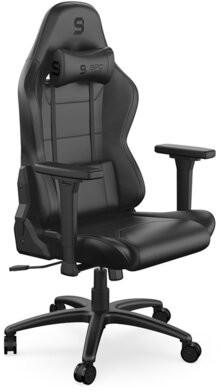 SPC GEAR Fotel gamingowy SR400F Bk SPG103