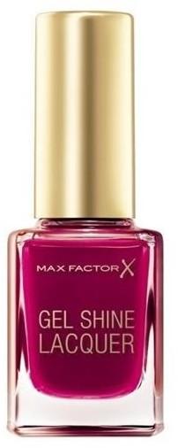 Max Factor Gel Shine Lacquer lakier do paznokci 55 Sparkling Berry 11ml