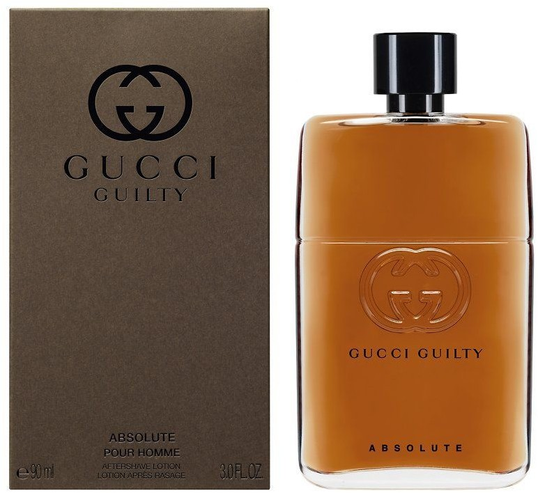 Gucci Guilty Absolute Pour Homme After Shave Lotion 90ml woda po goleniu 8005610377568