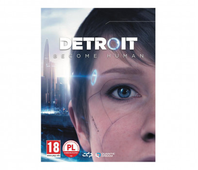 Detroit Become Human Collectors Edition (GRA PC)