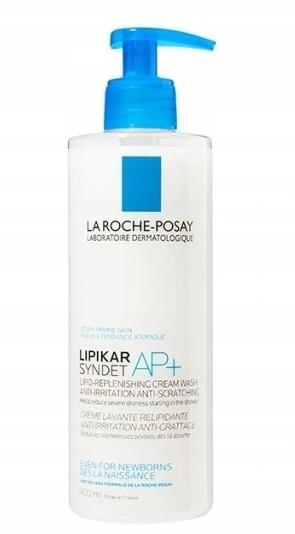 La Roche-Posay Posay, Lipikar Syndet Ap+, 400 ml