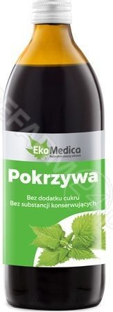 Eka Medica Sok - pokrzywa - Eka Medica - 500ml 05387