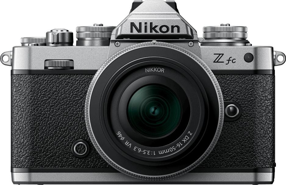 Nikon Z fc body + 16-50 VR