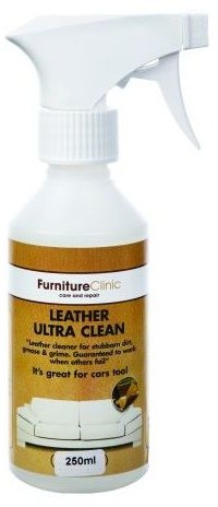 Furniture Clinic Leather Ultra Clean produkt do czyszczenia skóry 250ml FUR000005