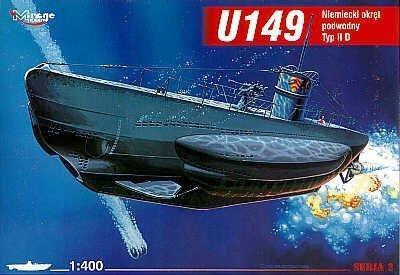 Mirage Hobby Okręt Podwodny