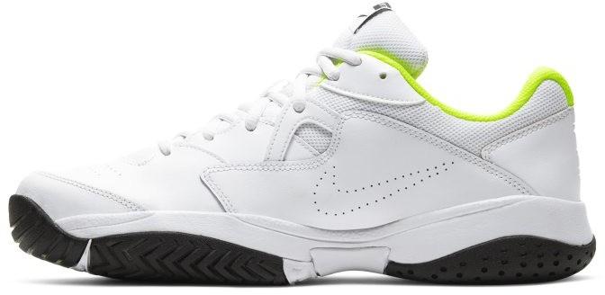 Nike Męskie buty do tenisa na twarde korty NikeCourt Lite 2 - Biel AR8836-107