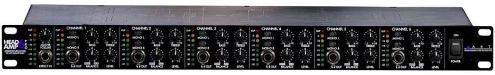 Art Head Amp 6 PRO przedwzmacniacz słuchawkowy