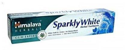 Himalaya Herbals Herbal Toothpaste ziołowa pasta do zębów Sparkly White 75ml 51602-uniw