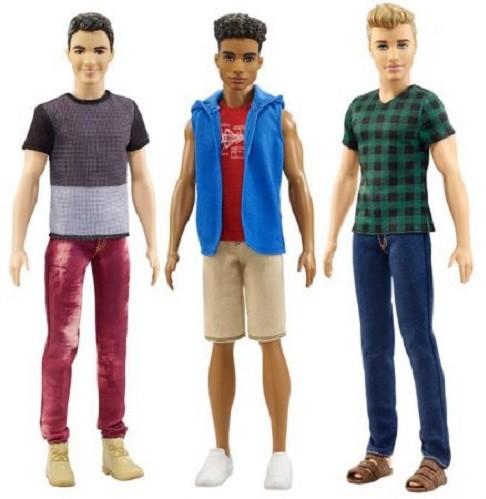 Mattel Barbie Stylowy Ken AST DWK44