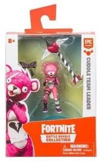 FORTNITE Fortnite figurka kolekcjonerska Licencja Cuddle Team Leader