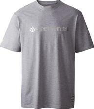 SteelSeries Koszulka SteelSeries męska szara rozmiar L