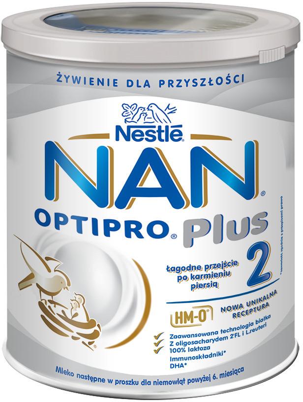 Nestle Plus 2 HM-O 800 g
