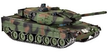 Revell Leopard 2 A6A6M 03180