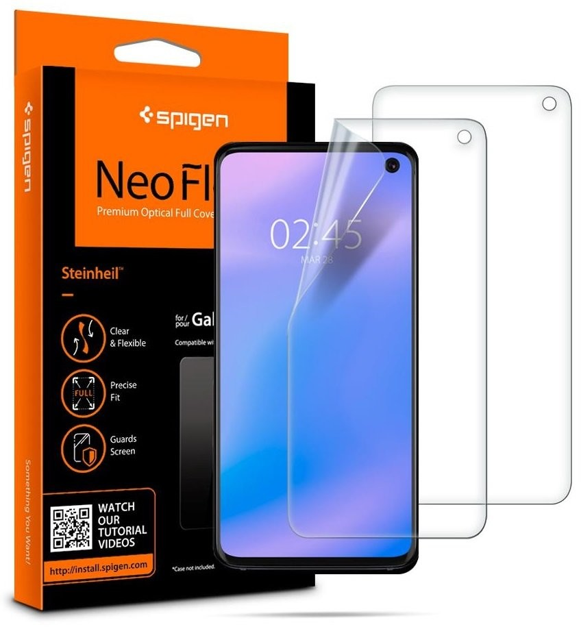 Spigen Folia ochronna Neo Flex HD do Samsung Galaxy S10 605FL25696