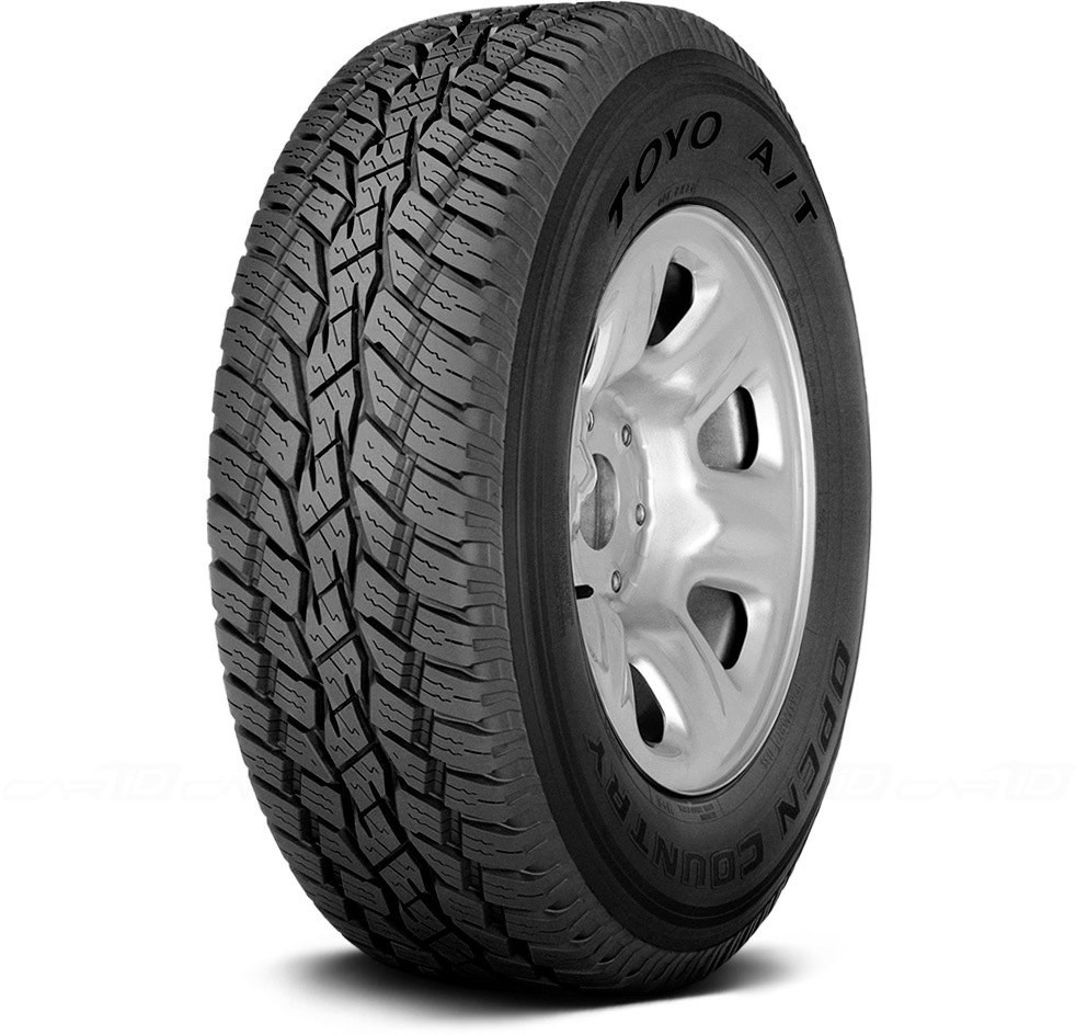 Toyo Open Country A/T 265/75R16 119S
