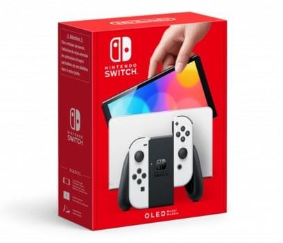 Nintendo Switch Biały
