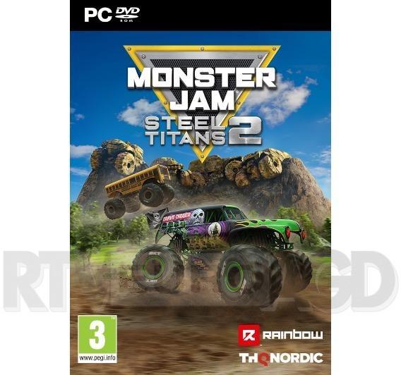 Monster Jam Steel Titans 2 (GRA PC)