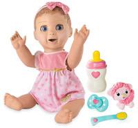 Spin Master Luvabella Bobas lalka interaktywna blond 6047317 p2