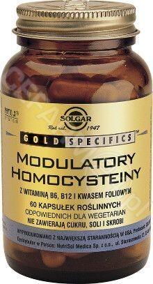 Solgar Modulatory homocysteiny x 60 kaps