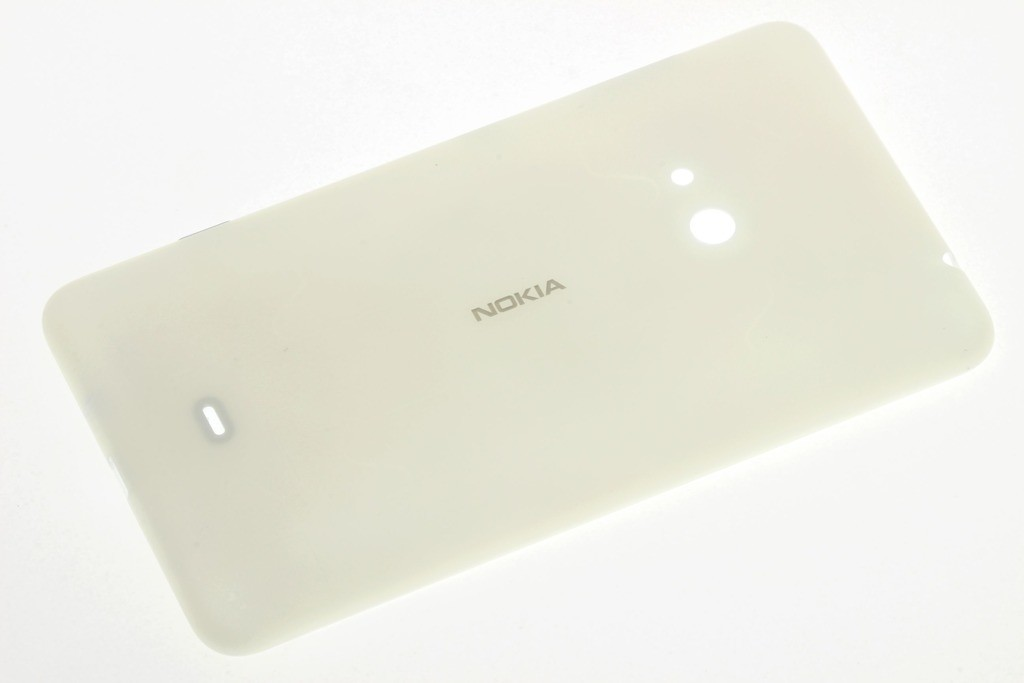 Nokia ORYGINALNA KLAPKA BATERII LUMIA 520 CZARNA GRADE A D