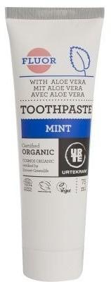 Urtekram Pasta do zębów miętowa z fluorem BIO 75 ml eko-wital-5586