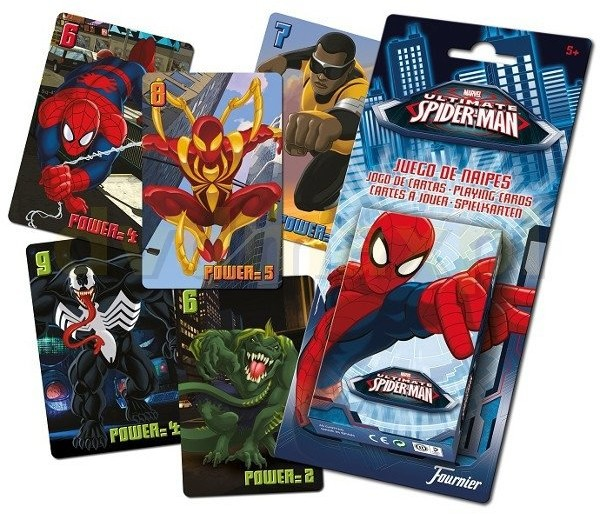 Fournier Spiderman 43649
