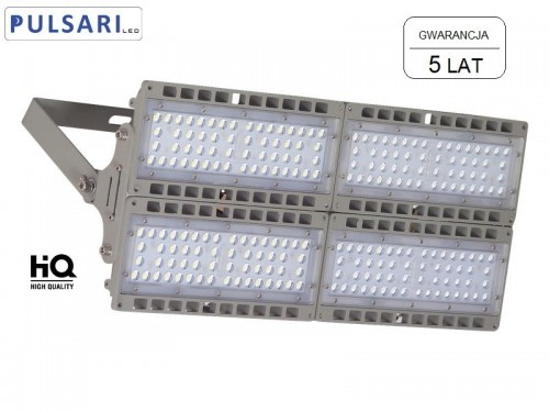 Pulsari Naświetlacz Lampa Reflektor 200W FLAT LED 130lm/W gw. 5 lat NNL-072115